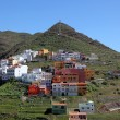 Stock Photo: Village on Canary Island Tenerife, Spain