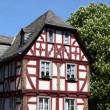 Traditional half-timbered house in Limburg, Hesse, Germany — Stock Photo