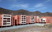 Modern residential buildings in Spain — Stock Photo