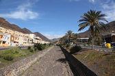 Neighborhood Ciervo, Morro Jable, Canary Island Fuerteventura, Spain — Stock Photo