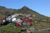 Village on Canary Island Tenerife, Spain — Stock Photo