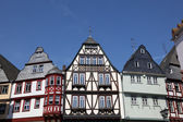 Traditional half-timbered houses in Limburg, Hesse, Germany — Stock Photo