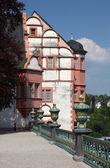 城堡不仅在 hessen,德国 — 图库照片