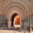 Bab Agnaou - one of the nineteen gates of Marrakech, Morocco — Stock Photo