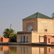 Pavilion in Menara Garden, Marrakech — Stock Photo