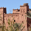 The Kasbah of Ait Benhaddou, Morocco Africa - Stock Photo