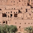 The Kasbah of Ait Benhaddou, Morocco - Stock Photo