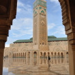Hassan II Mosque in Casablanca Morocco, Africa - Photo