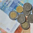 Moroccan Dirhams - Stock Photo