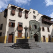 Stock Photo: House of Columbus in Las Palmas de GrCanaria