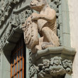 Lion Statue at in Las Palmas de GrCanaria — Stock Photo #6389673