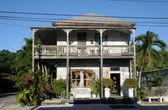 Dům v key west, florida keys — Stock fotografie