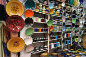 Colorful ceramics — Photo