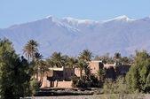 Dorf in marokko — Stockfoto