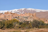 Dorf marokkanischen — Stockfoto