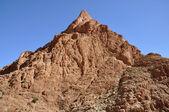 Berg in der dades-schlucht, marokko afrika — Stockfoto