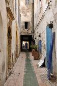 Street in the Medina of Essaouria, Morocco — Stock Photo