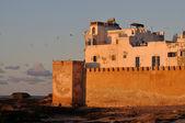 Ramparts of Essaouria — Stock Photo