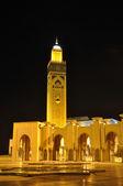 Mosque Hassan II in Casablanca, Morocco Africa — Stock Photo