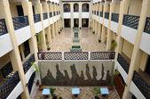 Wewnętrzna tradycyjnym marokańskim — Zdjęcie stockowe