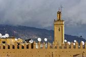 フェズ、モロッコのメディナのモスク — ストック写真