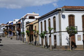 Street in Teror, Gran Canaria Spain — Stock Photo