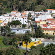 Village on the Grand Canary Island, Spain — Stockfoto