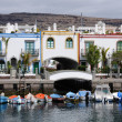 Puerto de Mogan, Grand Canary — Stock Photo