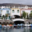 Puerto de Mogan, Grand Canary — Stock Photo