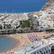 Puerto de Mogan, Grand Canary - Stock Photo