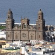 Cathedral in Las Palmas de Gran Canaria - Stock Photo