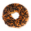 Helloween Donut — Stock Photo