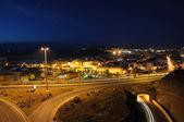 Las Palmas de Gran Canaria at night — Stock Photo