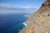 Costa dell'isola di gran canaria, spagna — Foto Stock