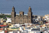 Cathedral Santa Ana, Las Palmas de Gran Canaria — Stock Photo