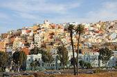 Old town of Las Palmas de Gran Canaria, Spain — Stock Photo