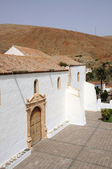Monastery in Betancuria, Canary Island Fuerteventura, Spain — Stock Photo