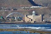 Las Palmas de Gran Canaria coast — Stock Photo