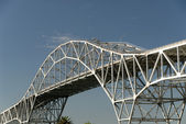 Harbor Bridge in Corpus Christi, Texas — Stock Photo