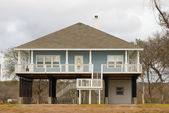 House in the southern USA — Stock Photo