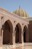 Grand Mosque in Muscat, Sultanate of Oman — Stock Photo