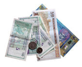 Sultanate of Oman currency — Stock Photo