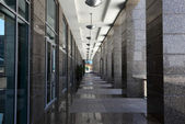 Passage in the city — Stock Photo