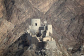 Old fortress in Muscat, Sultanate of Oman — Stock Photo