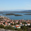 Town Murter at the Kornati Islands National Park in Croatia — Stock Photo