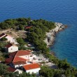 Stock Photo: Adraitic Coast at Croatiresort Murter