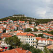 Stock Photo: View over Croatitown Sibenik