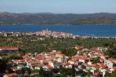 Town Murter at the Adriatic Coast in Croatia — Stock Photo