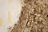 Old wall construction — Stock Photo