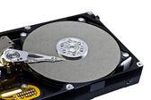 Abra el disco duro — Foto de Stock